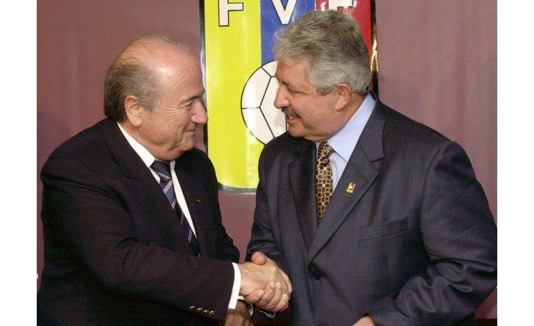 FIFA: Venezolano Esquivel acepta ser extraditado a EEUU