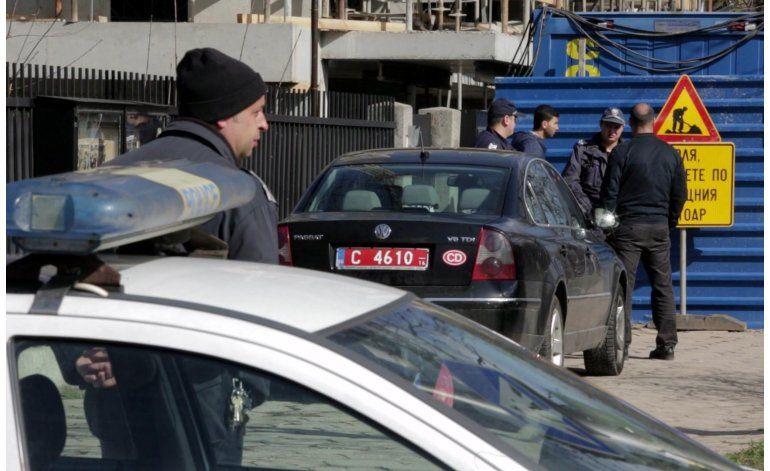 Palestino muerte misteriosamente en embajada en Bulgaria