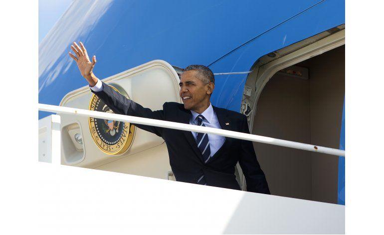 Obama afirma que EEUU está mejor que hace 7 años