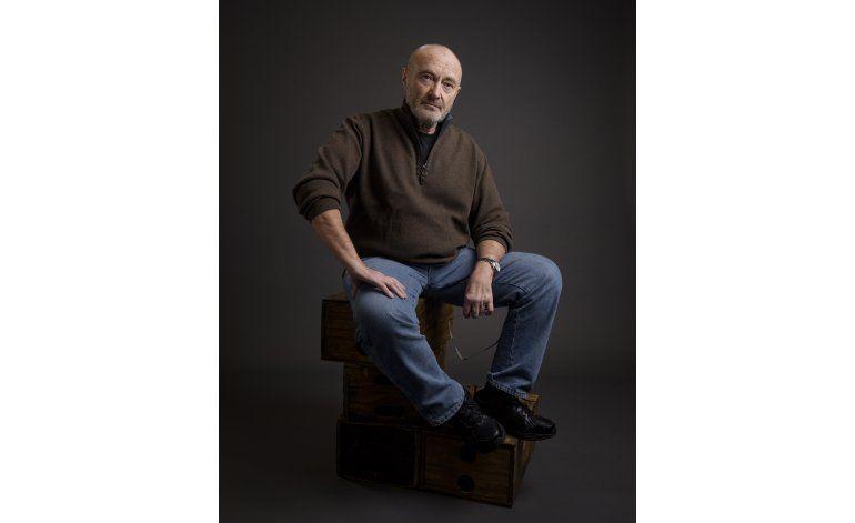 Phil Collins lanza sus álbumes remasterizados