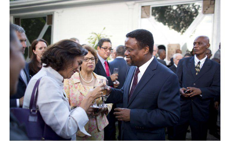 Fritz Jean, nuevo primer ministro interino de Haití