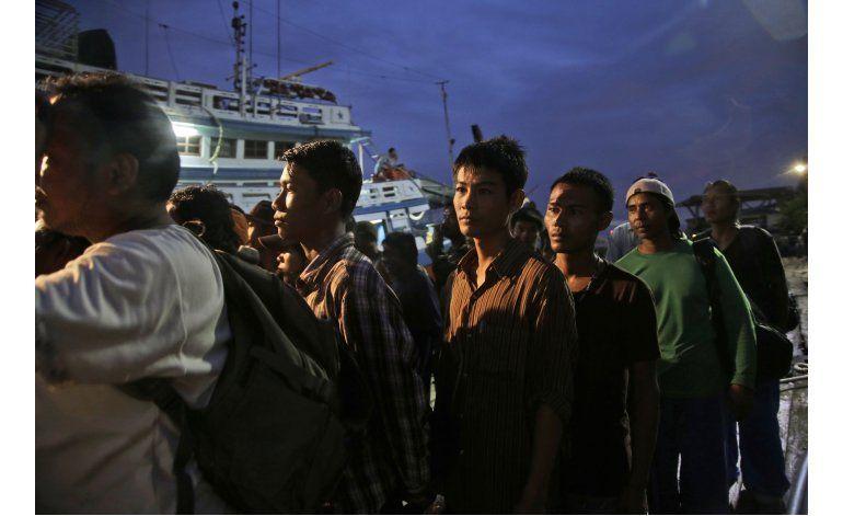 Indonesia: Fiscalía pide cárcel para traficantes de personas