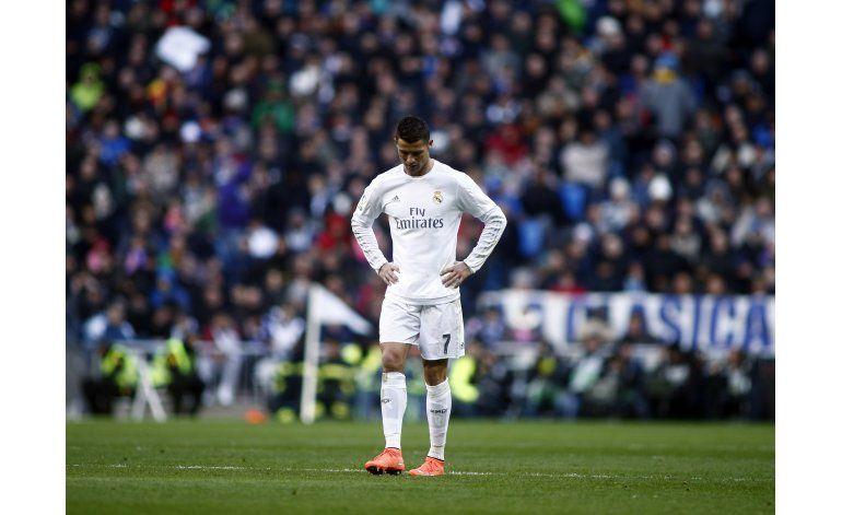 Real Madrid cae ante el Atlético y da por perdida la liga