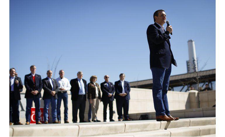 Cruz y Rubio aumentan sus críticas a Trump