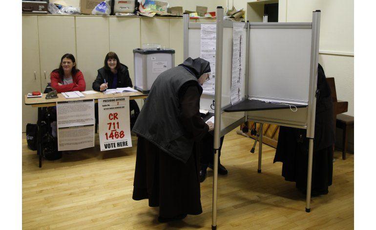 Gobernante irlandés lamenta pérdidas electorales