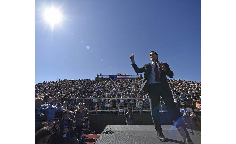 LO ULTIMO: Clinton obtiene sólida ventaja en delegados