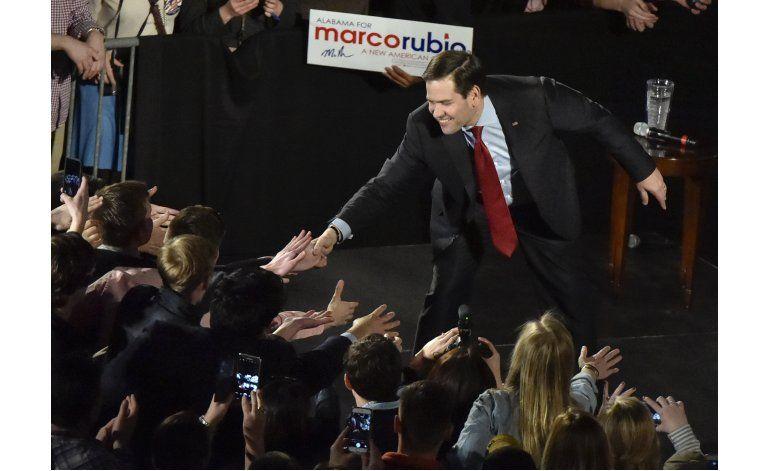 Marco Rubio difunde declaraciones fiscales