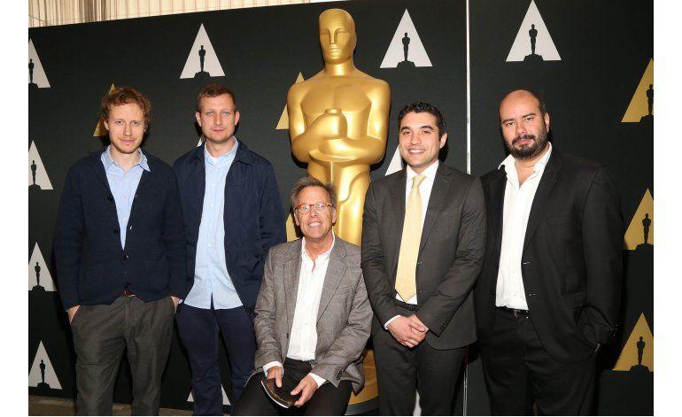 Ciro Guerra trae su camaradería al Oscar