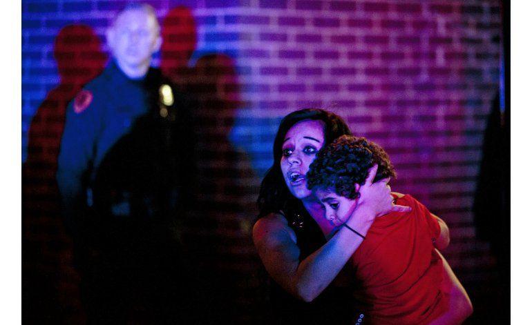 Policía de Salt Lake City choca con civiles tras tiroteo
