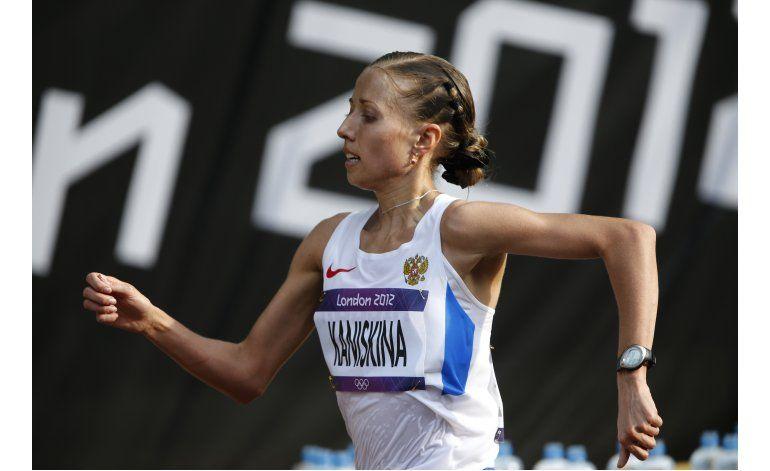 Atletas de marcha rusos regresan tras sanciones por dopaje