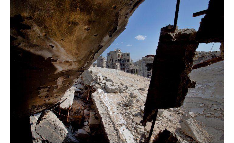 Activistas reportan bombardeos en el norte de Siria