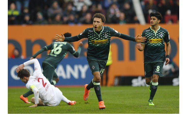 Dortmund remonta en la recta final para vencer a Hoffenheim