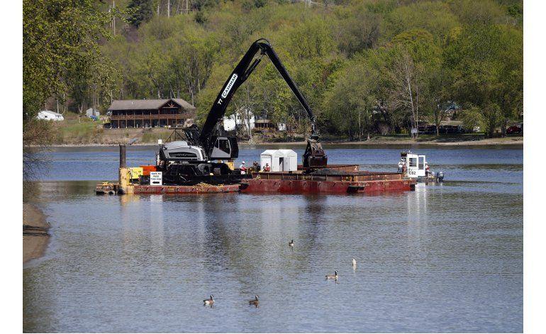 Persiste debate sobre limpieza masiva del Río Hudson