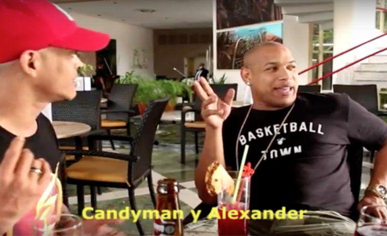 Un coronel impide a Candyman entrar a concierto de Gente de Zona