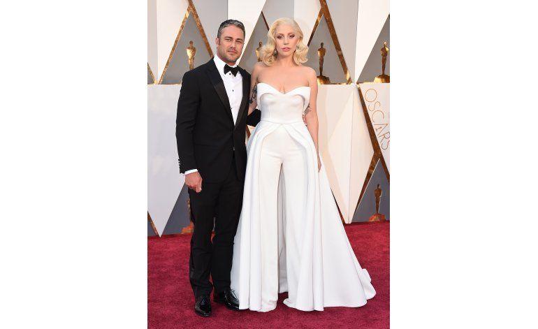 Oscar: Las estrellas prefirieron tonos claros