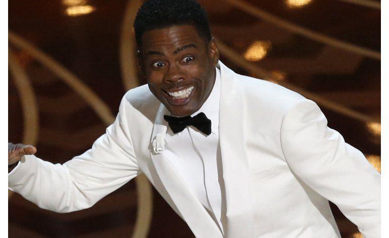 El fuerte discurso de Chris Rock en la apertura de los Oscar
