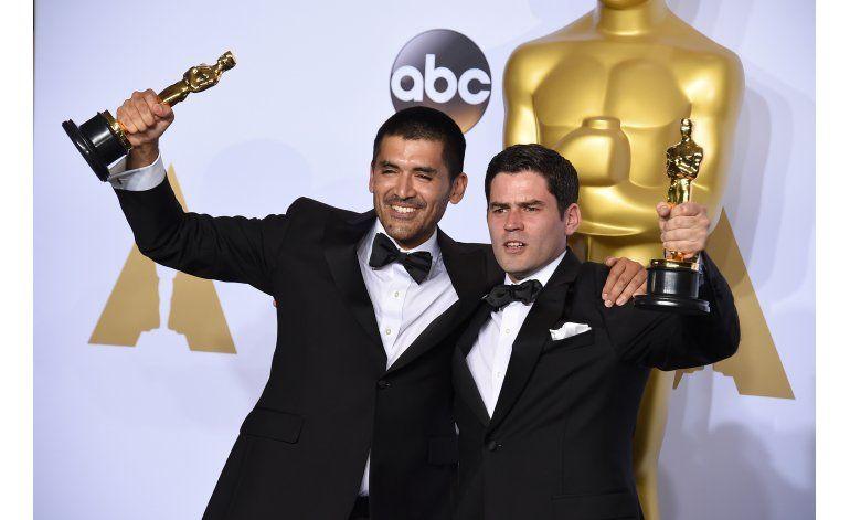 Historia de un oso le da su primer Oscar a Chile