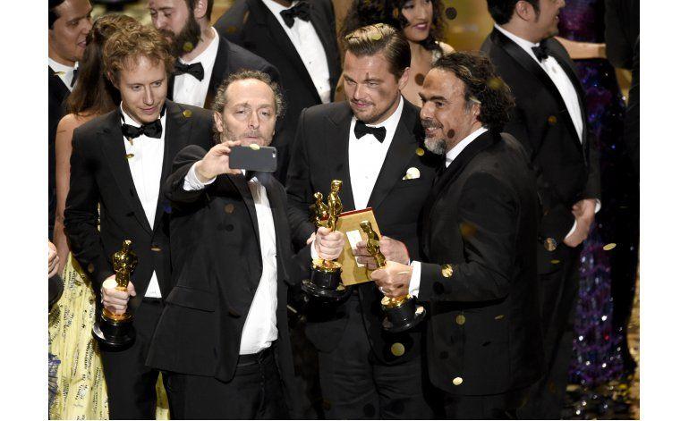 México emocionado por triunfo de Iñárritu y DiCaprio