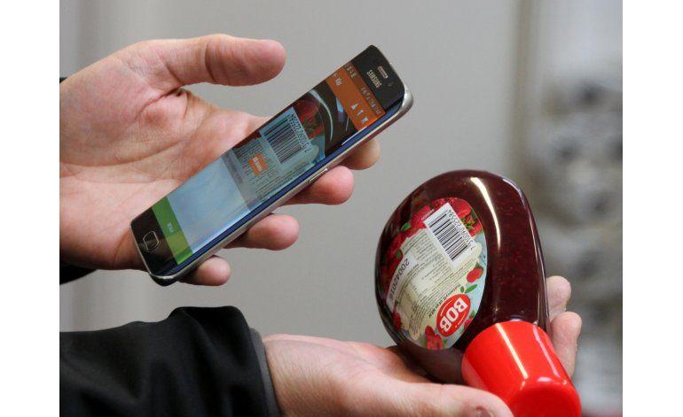 En una tienda sueca sin personal, sólo hace falta un celular