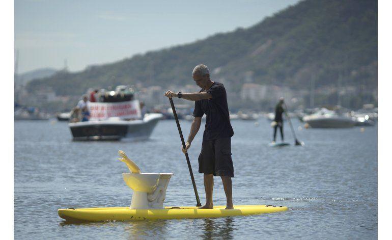 Río: siguen los problemas a cinco meses de las olimpíadas