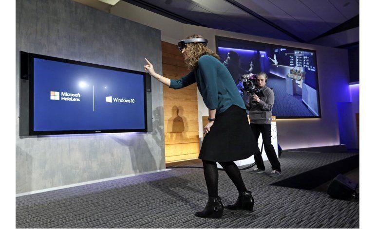 Microsoft venderá versión especial de HoloLens
