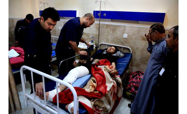 Mueren 38 por ataque a funeral al norte de Bagdad
