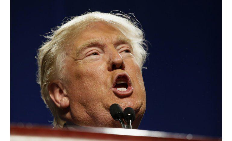 Trayectoria de Trump da munición a partidarios y detractores