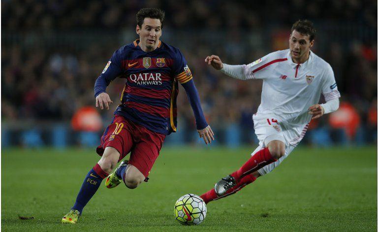 Líder Barcelona visita en cuatro días a Rayo y Eibar