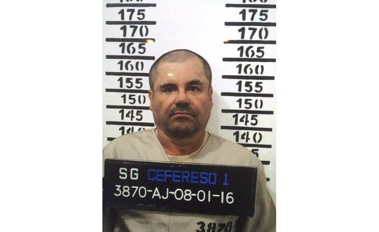 Pareja: El Chapo Guzmán sólo pide que lo dejen dormir