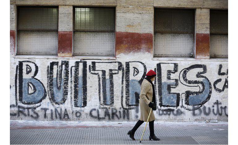 Argentina y acreedores de EEUU alcanzan acuerdo en disputa