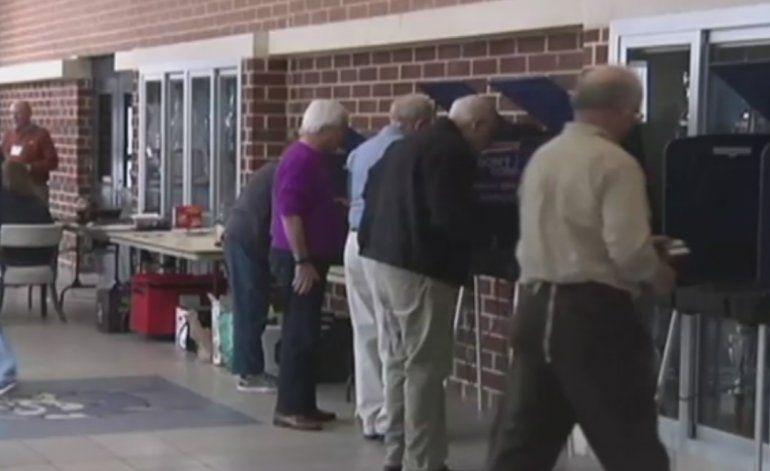 Comienzan las votaciones anticipadas en la Florida