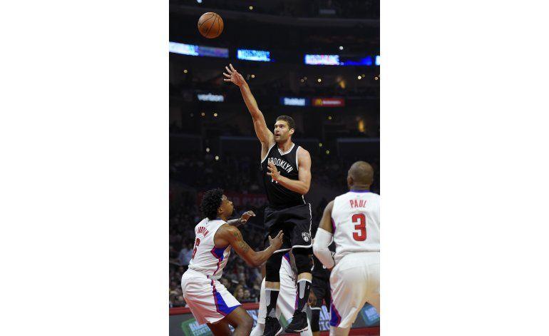 Crawford anota 26 puntos en triunfo de Clippers sobre Nets