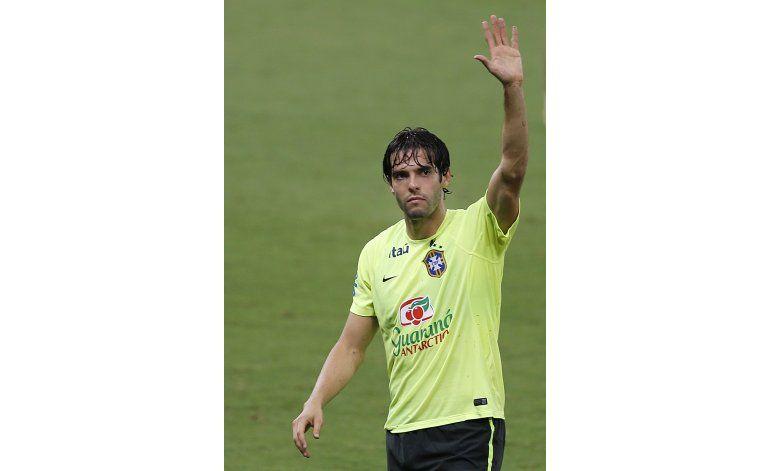 Kaká: Me gustaría mucho jugar la Copa América