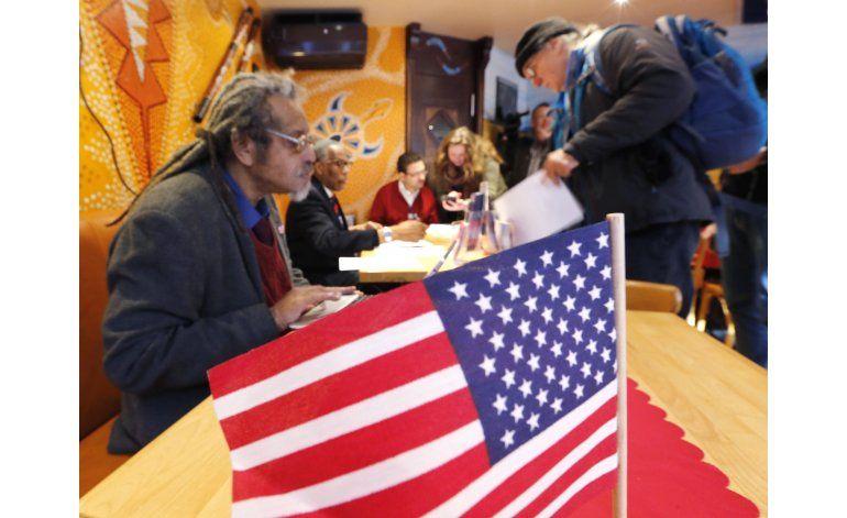 Las voces de los votantes en el Supermartes electoral