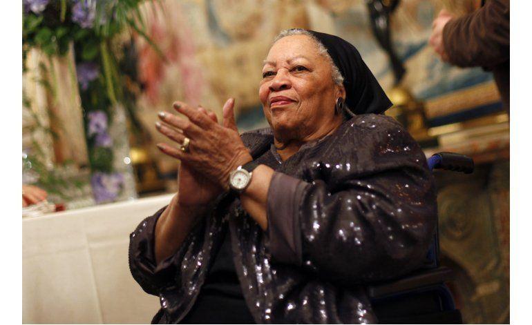 Toni Morrison recibe Premio PEN honorario