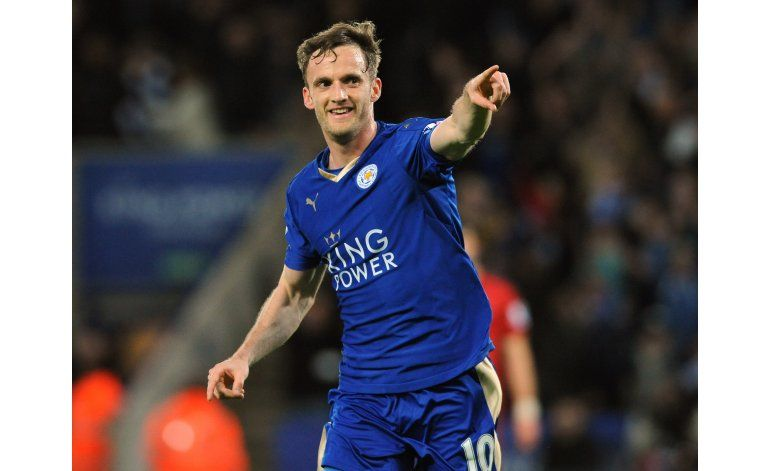 Leicester empata 2-2 con West Brom