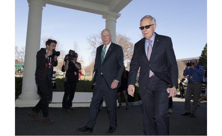 Obama se reúne con legisladores sobre vacante en Corte