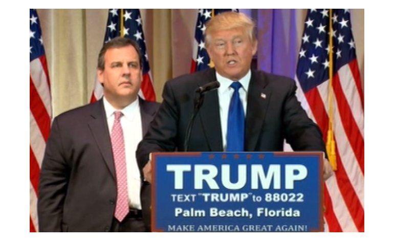 Donald Trump visitó Palm Beach