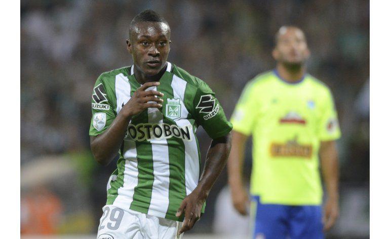 Libertadores: Atlético Nacional golea 3-0 a Sporting Cristal