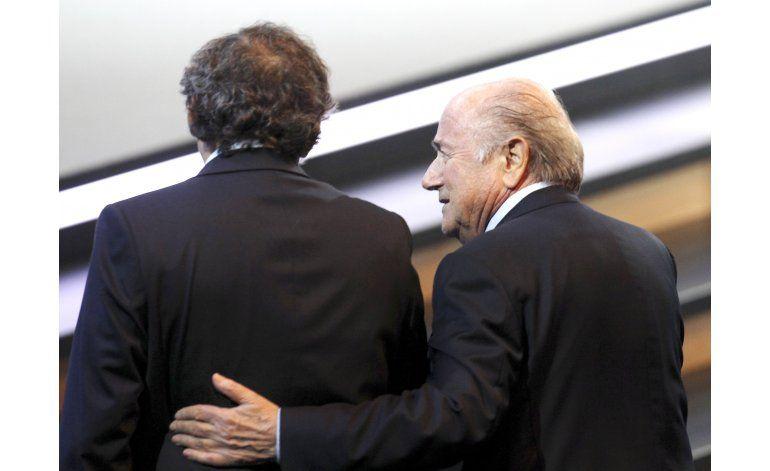 Michel Platini apela su inhabilitación ante el TAS
