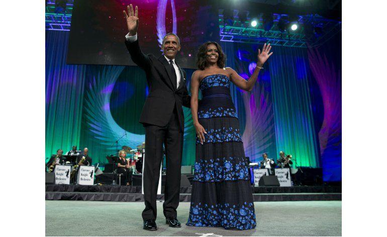 Los Obama tendrán su debut en el festival Southwest