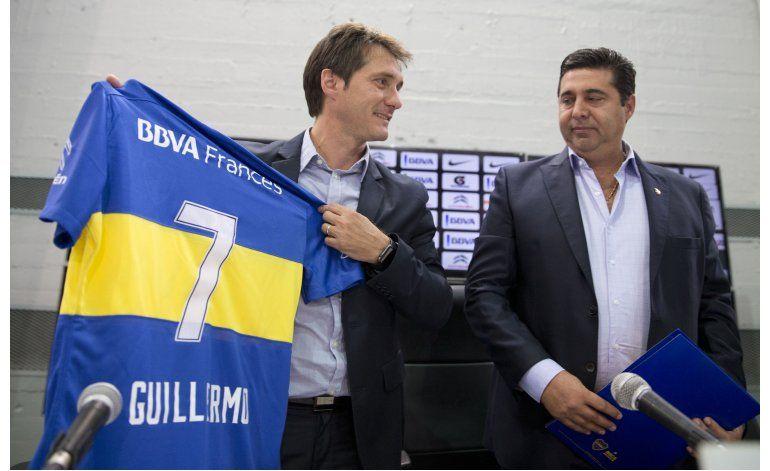 Barros Schelotto, nuevo técnico de Boca, avizora éxitos