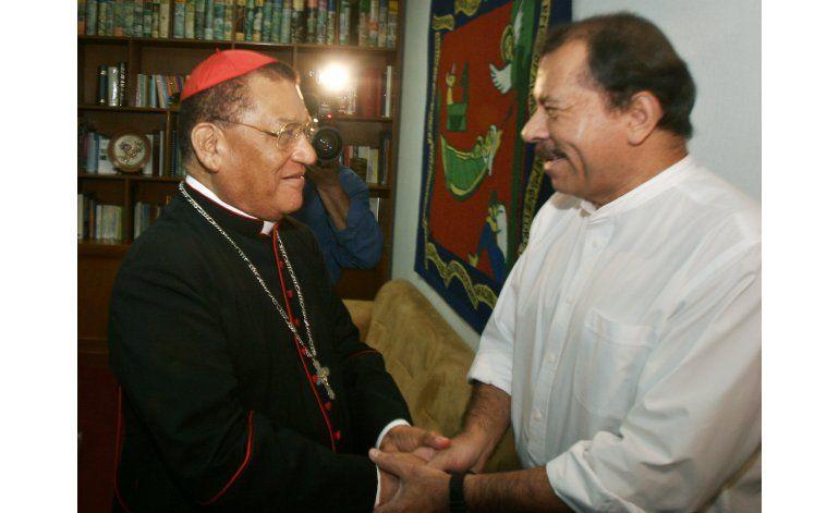 Nicaragua: Nombran prócer de la paz a cardenal Obando
