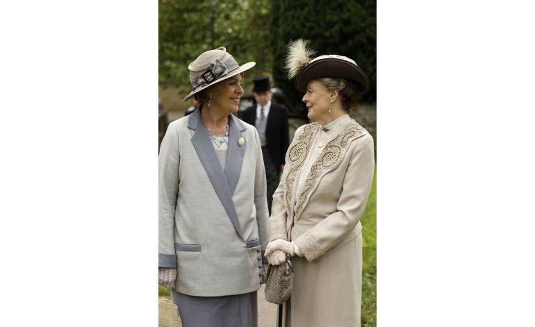 Downton Abbey se despide de sus fieles seguidores
