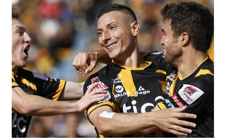 Libertadores: Strongest gana 2-1 a Trujillanos y es líder
