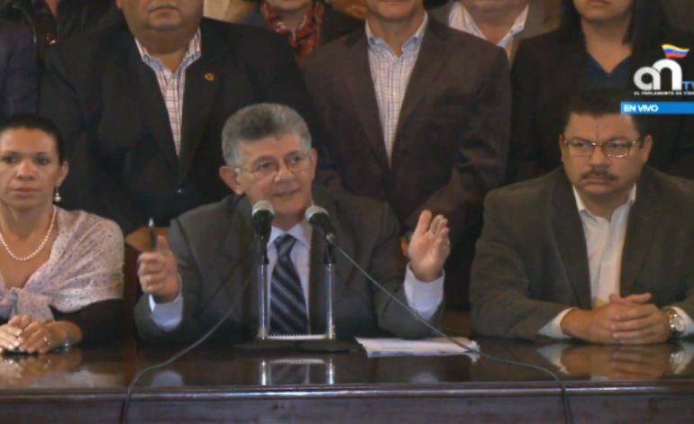 Asamblea Nacional de Venezuela seguirá investigando a los funcionarios públicos vinculados con hechos de corrupción