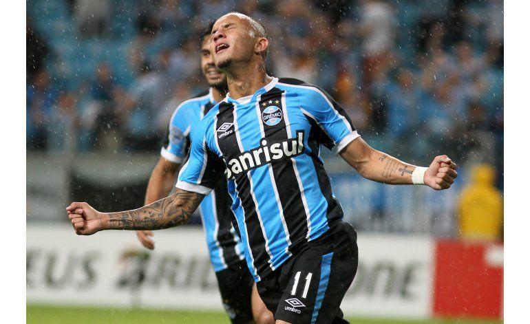 Libertadores: Gremio arrolla 4-0 a Liga de Quito