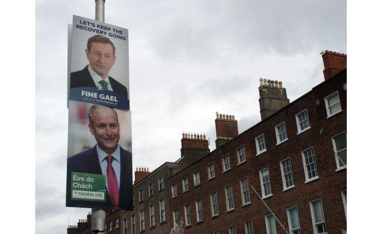 Irlanda, en el limbo político tras elecciones presidenciales