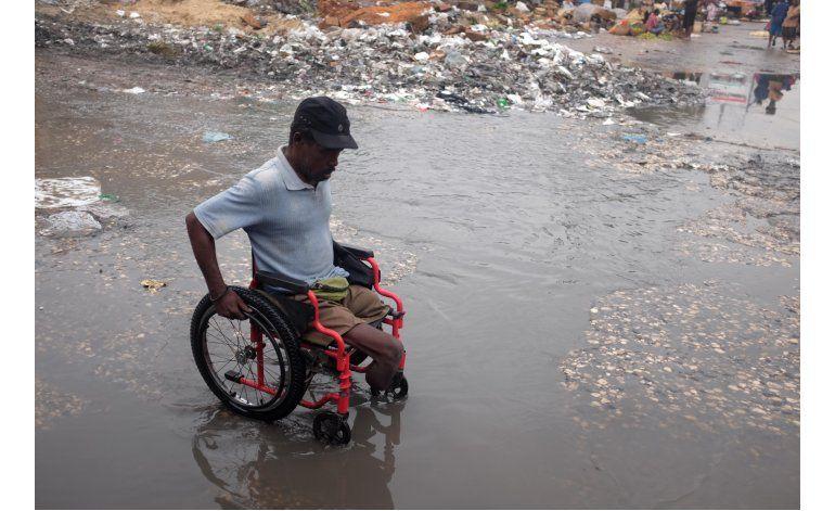 En silencio, el cólera ha matado a decenas en Haití