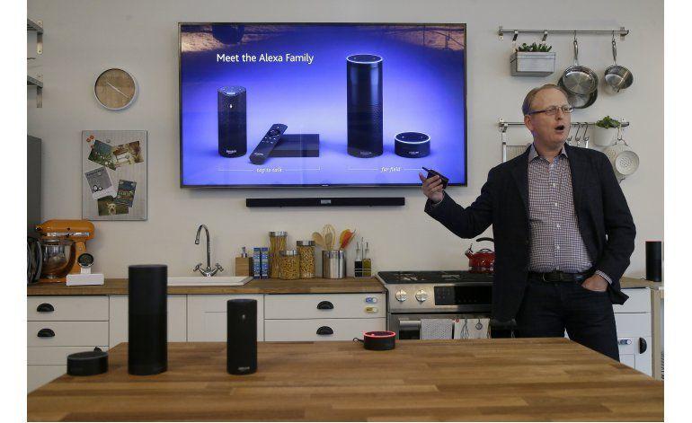 Amazon lanza 2 nuevos dispositivos controlados por voz